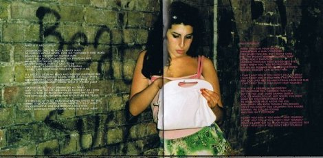 Frank deluxe CCI00010 - Amy Winehouse